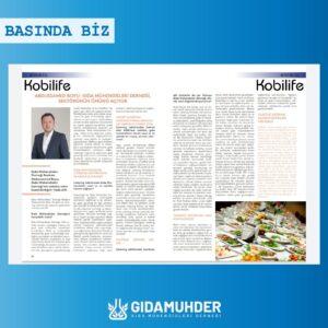 Kobilife Dergisi Röportajı